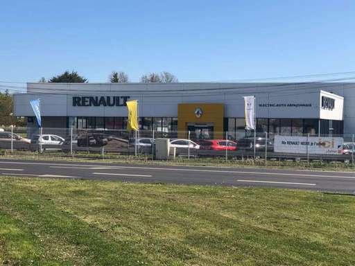 Renault - Electric Auto Arpajonais