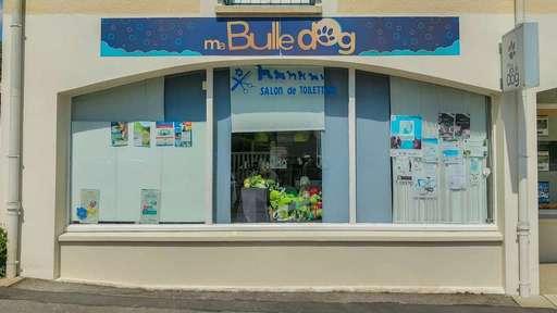 Salon de toilettage Ma Bulle Dog