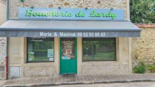 Boucherie de Lardy