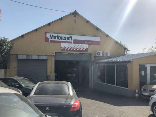 Garage Tas Auto MOTOROCRAFT