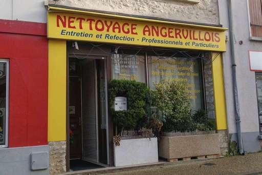 Nettoyage Angervillois