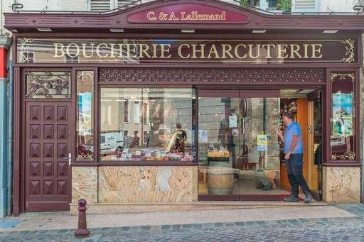 Boucherie Charcuterie Lallemand Alain