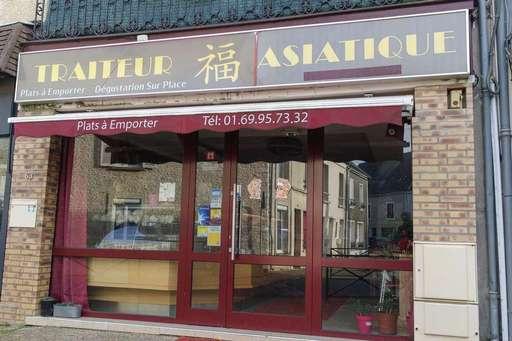 Traiteur asiatique