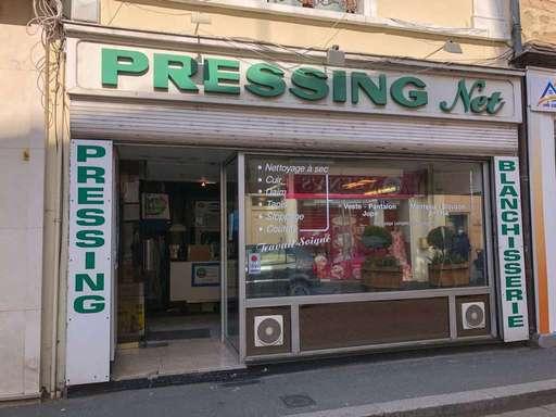 N.J.A. PRESSING