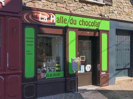 la Halle Du Chocolat