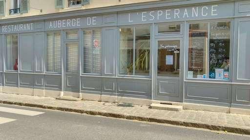 Restaurant Auberge de L'Espérance